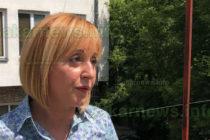 Манолова: Борисов ми пращаше всякакви бизнесмени да ме отказват  и сплашват