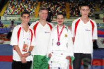 Каратистка взе сребро от турнир в Истанбул