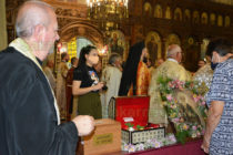 В Харманли посрещнаха мощите на Св. Иван Рилски Чудотворец