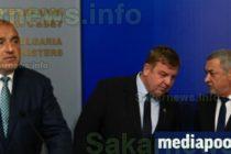 ГЕРБ и патриотите заявиха, че ще управляват до края и отложиха оставките