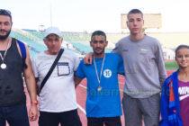 """""""Хеброс"""" с двама вицешампиони след национален шампионат"""