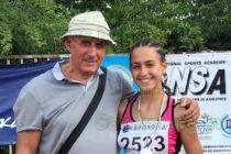 Симона Георгиева е втора  в страната на четирибой