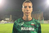 Божидар Саръбоюков блесна на Балкански игри