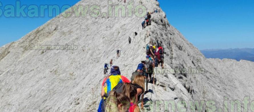 Планинари се заредиха с адреналин от най-високите три върха в Пирин