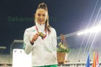 Габриела Петрова приключва сезона с две балкански титли