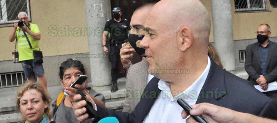 В Хасково освиркаха главния прокурор