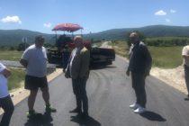 Приключиха строителните работи по общинските пътища