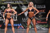 Виктория Вълкова стана втора в страната по бодибилдинг