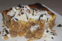 Дроб-сарма с пилешки дробчета