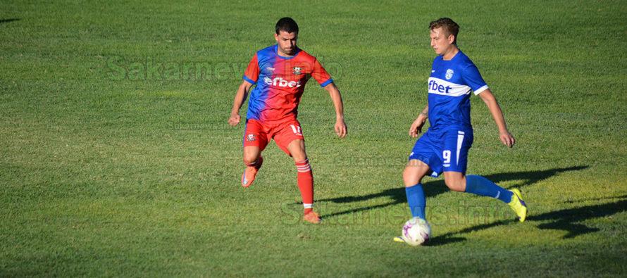 """В V кръг """"Хеброс"""" вкара 8 гола на """"Топлика"""""""