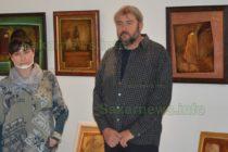 Картини на Петър Петров обогатяват Арт галерията на Свиленград