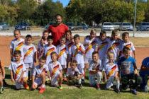 Двоен успех за малки футболисти