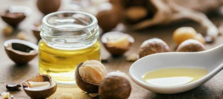 Масло от макадамия за красива коса и кожа