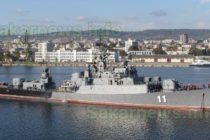"""Фрегата """"Смели"""" замина на съвместно учение на НАТО"""