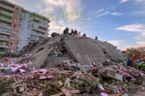 Увеличават се жертвите на силното земетресение в Гърция и Турция