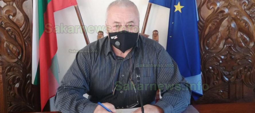 Инж. Малинов е новият председател на ОбС в Харманли