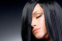 Как да се грижите за черната коса?