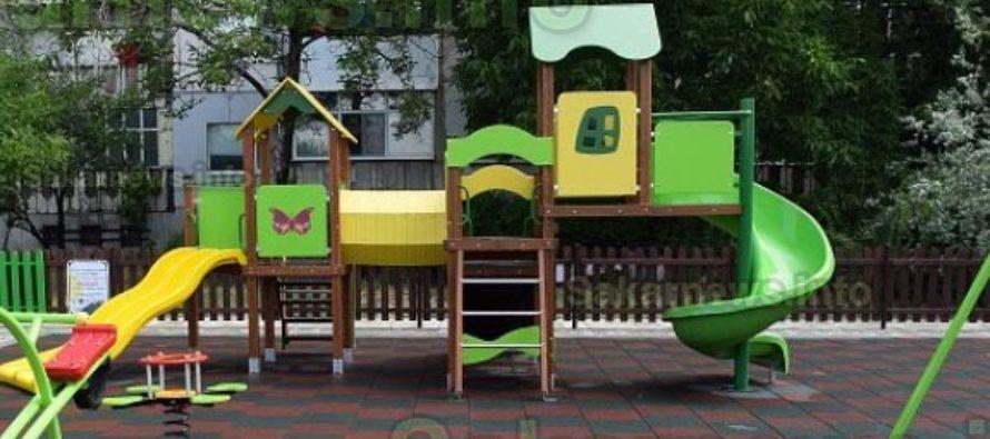 За благоустрояване на детски площадки кандидатстват пет фирми