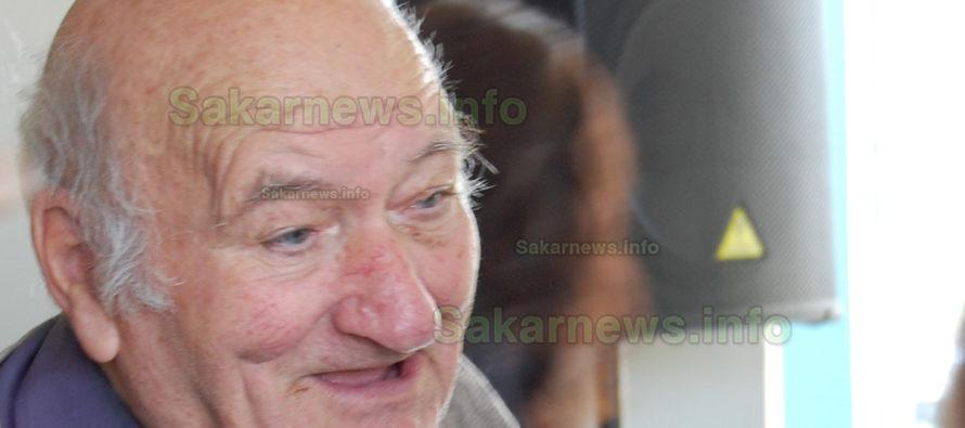 Почина педагогическият деец Тодор Попов