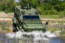 Близо 100 бронирани машини ще получи българската войска