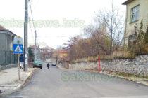 """Улица """"Тракия"""" изглежда съвсем друга с новия асфалт"""