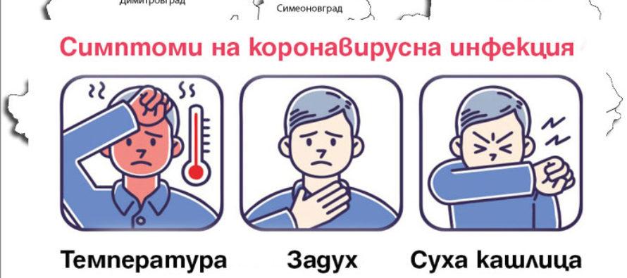 Хасковска област достигна втори пик на заразени с COVID-19