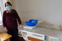 В Дом за стари хора се радват на обновена материална база