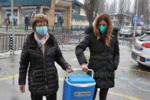 В Хасково доставиха 85 дози от ваксина срещу COVID-19