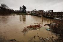 След сушата, и дъждът създаде проблеми