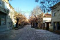 Улиците на Тополовград опустяха съвсем