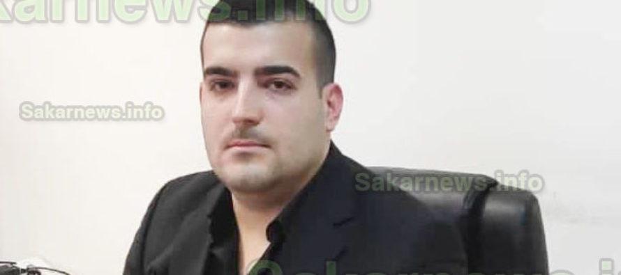 Мирослав Христов е новият началник на РПУ в Хасково