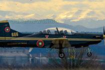 Военновъздушната учебна база в Долна Митрополия очаква нови курсанти