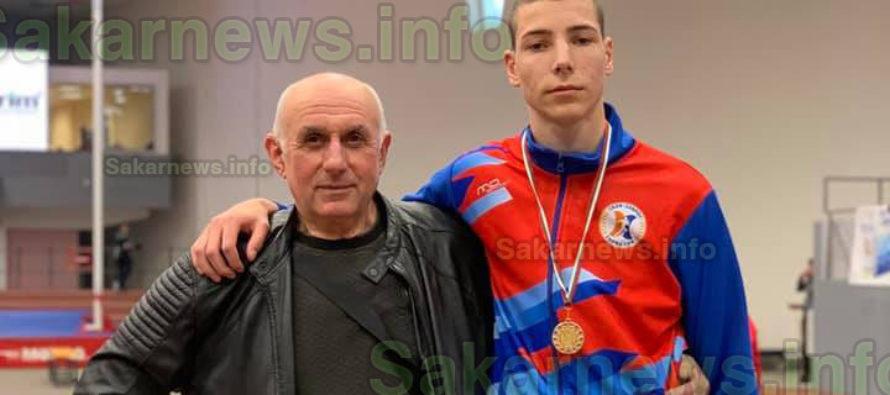 Саръбоюков извоюва участие на Балкански игри