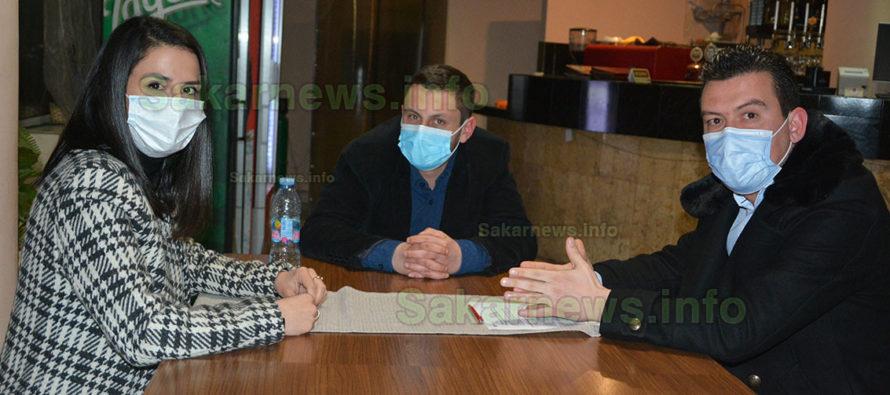 """""""Да, България"""" учреди своя структура в Харманли"""