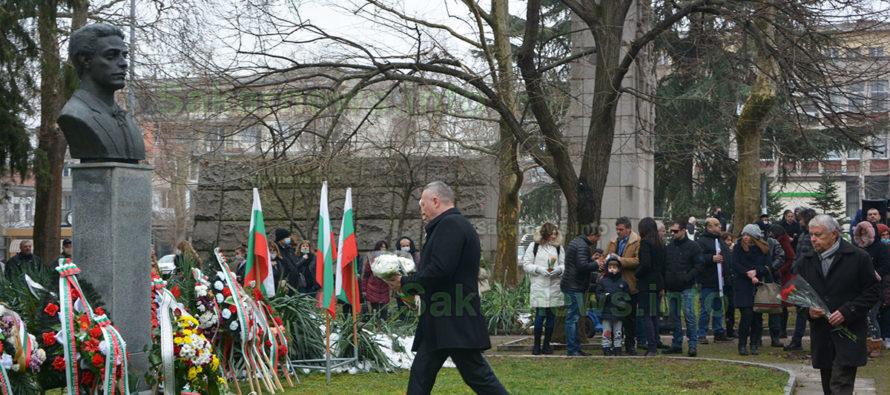 Харманли почете 148 години от обесването на Левски