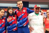 Клуб по лека атлетика се гордее с нови успехи