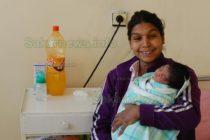 31-годишна баба роди за седми път