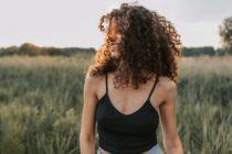 Как да постигнете коса като на индийска красавица