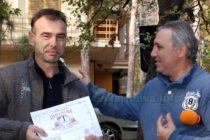 Христо Стоичков награди най-добрите винари в Харманли