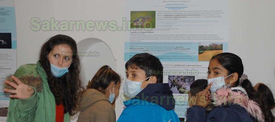 Биopaзнooбpaзиeтo на река Марица показаха на изложба