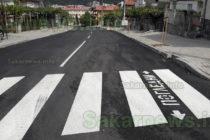 В Свиленград правят пътна маркировка на 7 800 кв. м