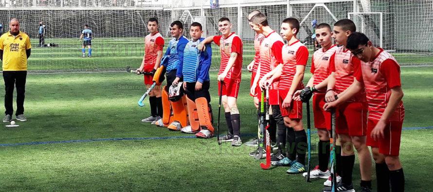 Клуб по хокей записа успехи в Пловдив