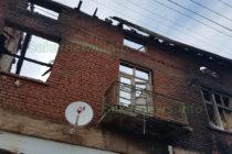 Изгоря къща, собственикът се нуждае от помощ