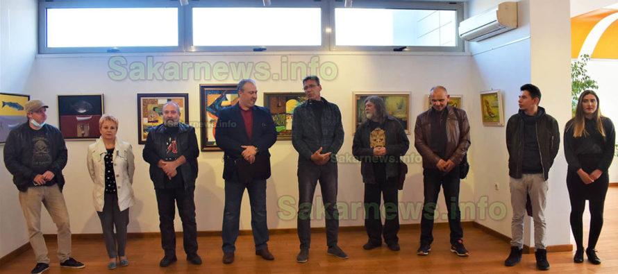 Хасковски художници откриха програмата за Деня на Харманли