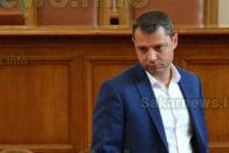"""Делян Добрев е предложен за министър в кабинета """"Борисов-4"""""""