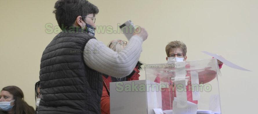 Най-активните до 12:00 са гласоподавателите в Любимец