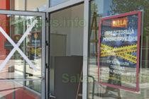 Магазин BILLA в Харманли е временно затворен