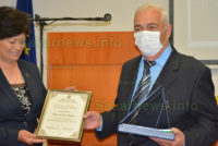 Жеко Ангелов е новият почетен гражданин на Харманли