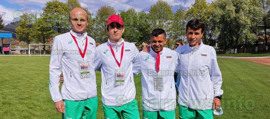 Спортист от Харманли представи България на Балкански шампионат