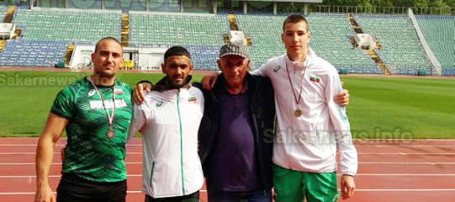 Саръбоюков направи национален рекорд на оспорвано състезание